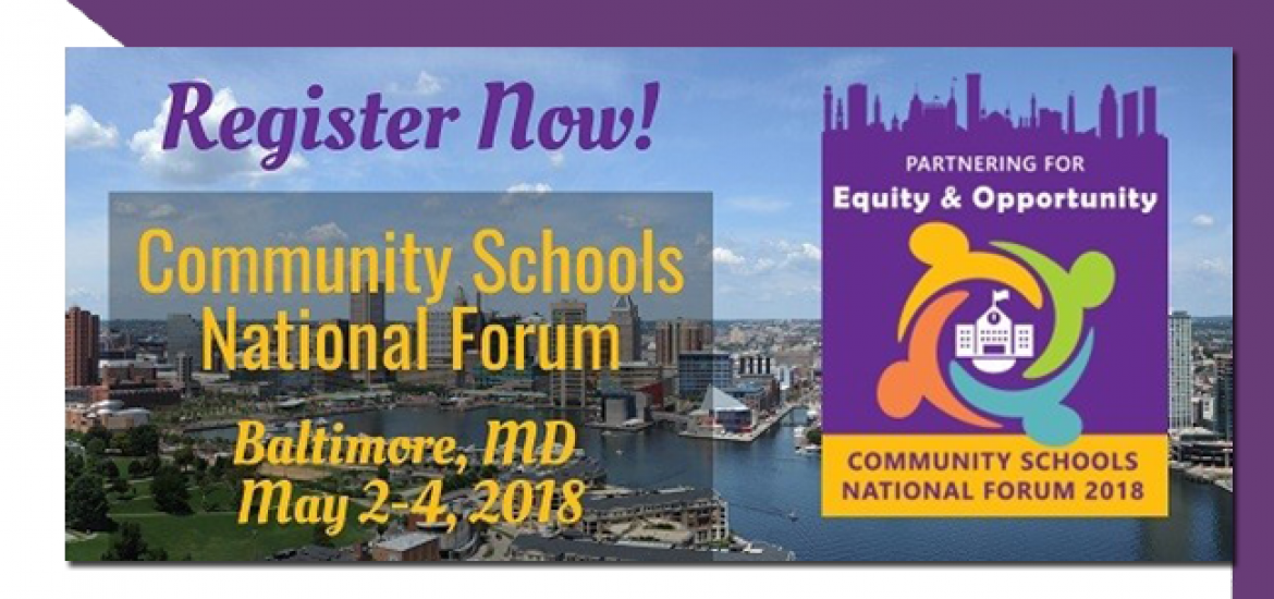 Community Schools National Forum